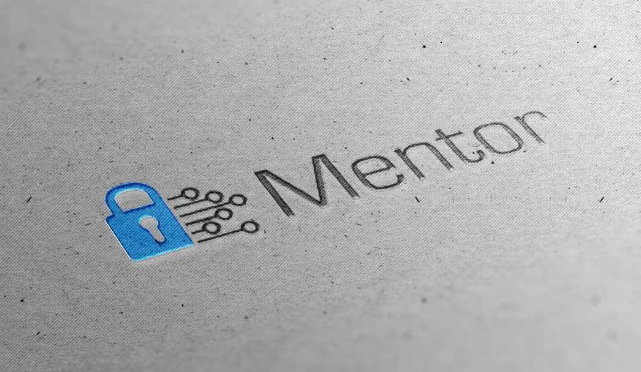 Weigel GmbH - Papier mit Mentor Logo